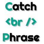WordPressのキャッチフレーズを改行する方法