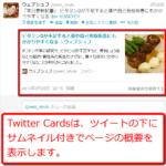 【超お手軽】WordPressにTwitter Cardを導入する3つの方法