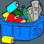 引越しの荷造り時には、不用品・粗大ゴミ・リサイクル家電の処理も並行して行う