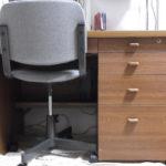 学習机、事務机の荷造り・梱包・引越し準備