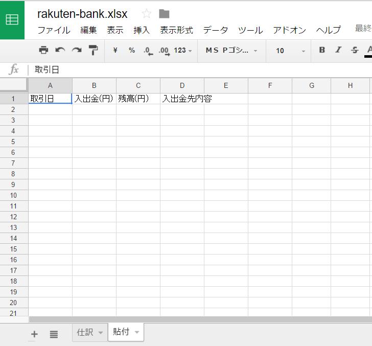 RMS(店舗運営システム) 楽天市場